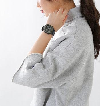 フェスにも!キャンプにも!アウトドアな日に身に着けたい「腕時計」8選