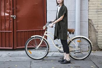自転車ライフをもっと快適に。乗りやすい服装・愛車のメンテナンス方法をチェック