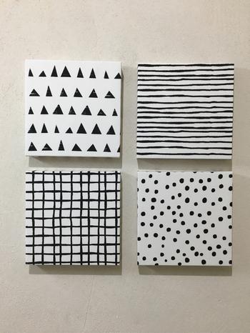 ほんのすこしの大きさや角度の違いで、印象は大きく変わります。わたしたちの毎日をワンランクアップしてくれるお洒落な幾何学模様アイテムをご紹介していきましょう。