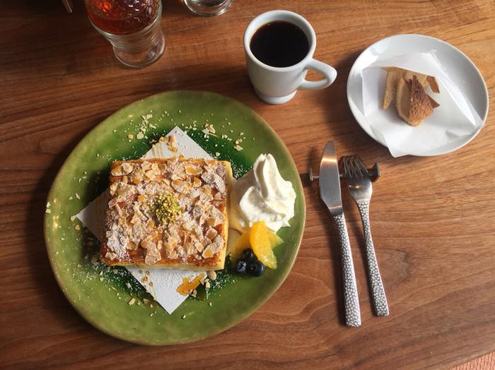 ルセットのコーヒーはパンによく合います!美味しいパンを使ったフレンチトーストなどのメニューにしっくり来るコーヒーを是非味わってみてくださいね。