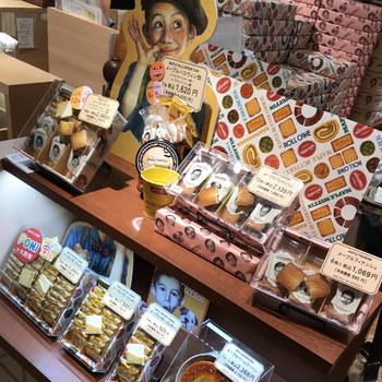 画像は、東京駅グランスタ店。交通に便利な場所にあるので、買い上げてそのまま目的地へ出発できるのも、おすすめのポイントです。