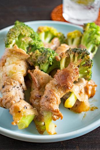 食欲が落ちてしまいがちな夏にこそ食べたい栄養豊富なレシピ!タンパク質が豊富な豚肉と一緒に食べることで、ハリ感のある肌へとサポートしてくれます。お弁当のおかずにもぴったりです。