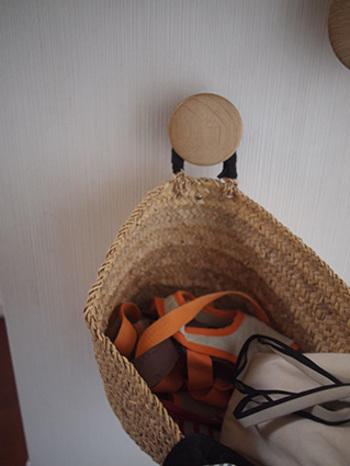 カゴバッグとしては使わなくなっても、収納グッズとして使えば長く愛用できそう。