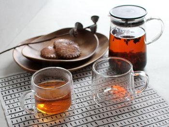 おうちでゆったりティータイム。デザインも素敵な「紅茶グッズ」を集めたよ