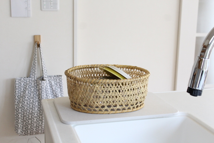 デザイン性が高いので、出しっぱなしにしておいても、キッチンのインテリアのひとつに見えますよね。