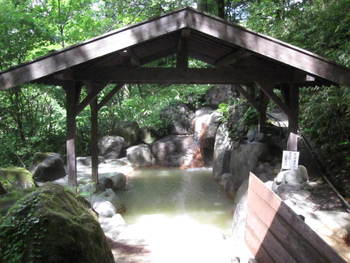 岐阜の二大温泉地、「下呂温泉」、「奥飛騨温泉郷(平湯・福地・新平湯・栃尾・新穂高)」、そして、有名観光地の白川郷や飛騨高山、さらには道の駅まで・・・。 岐阜県は温泉好きにはたまらない、温泉天国なのではないでしょうか。ぜひ、自分にとってのお気に入りを見つけて、旅行プランに取り入れてみてくださいね。   ※こちらの画像は平湯温泉の秘湯として知られる露天風呂「神の湯」