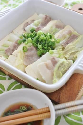 「白菜×豚バラ」レシピの良さは、すぐに作れること!火が通りやすい&味が浸み込みやすいので、煮ても焼いても蒸しても短時間で仕上がります。また、和洋中幅広いレシピに応用できるのも嬉しいポイント♪