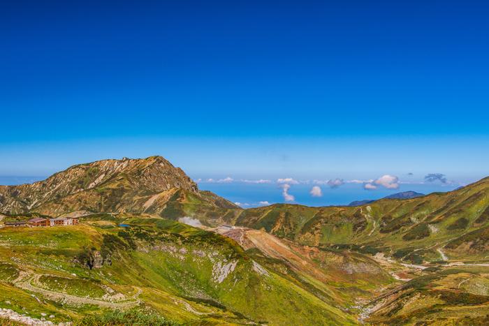 雄大な山岳風景に魅せられて ~立山・黒部アルペンルートの見どころ~