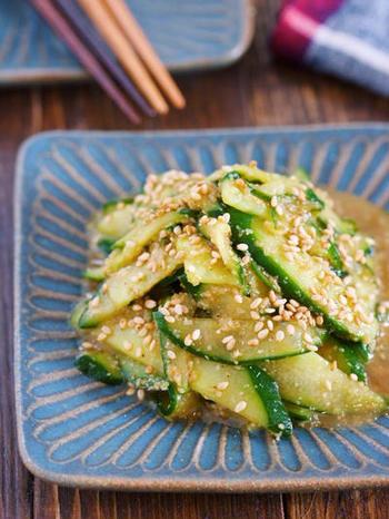 旬の夏野菜をおいしくいただこう!さっぱりおいしい「きゅうり」の人気レシピ45品