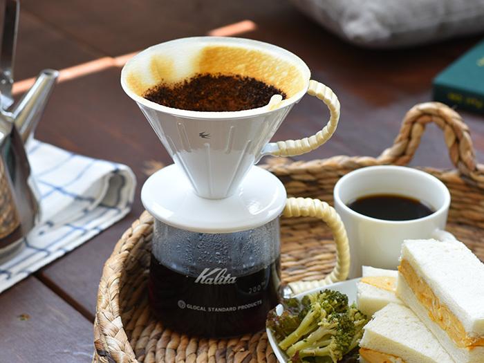 ゆっくりと過ごしたい時間のお供として、心を癒してくれるコーヒー。ドリップする際のグッズは使い勝手だけでなく見た目にもこだわって、素敵なコーヒータイムを過ごしてみてくださいね♪