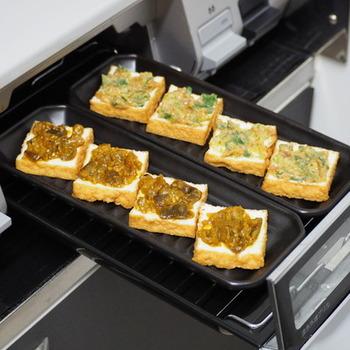 魚を焼くくらいしか使い道がなく、お手入れも大変だからとガスコンログリルをあまり使わないご家庭が多いですよね。でも、グリルはお魚以外にもいろんな料理に使えてとっても便利なんですよ。