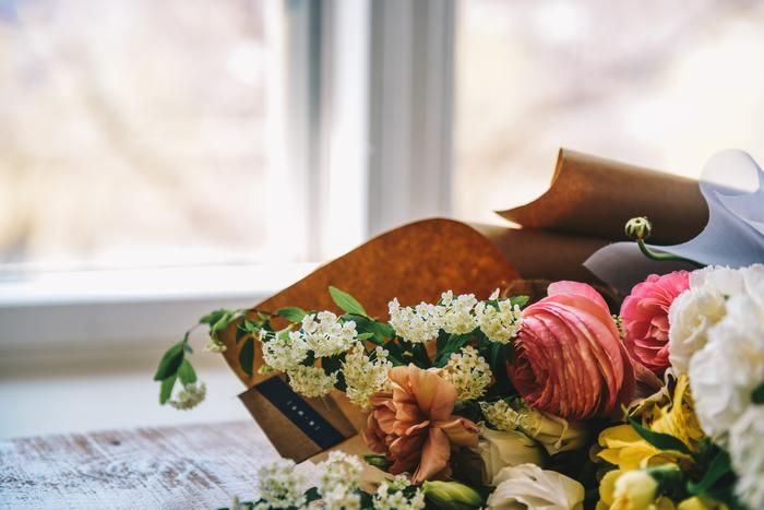 簡単なコツで長持ち。夏におすすめの「切り花」とアレンジ方法