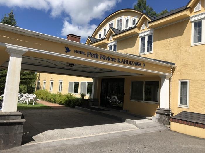 ホテルのランチバイキングを楽しみたいなら、ホテルプティリヴィエール1Fにある「レストランシュシュ」のリーズナブルなランチバイキングがおすすめです。