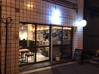 """麹町駅からほど近い「イイジカン」は2019年2月にオープン。""""呑めるカフェ""""としてお酒にもこだわっているので、デザートと共にお酒を楽しみたい人にピッタリのお店です。"""