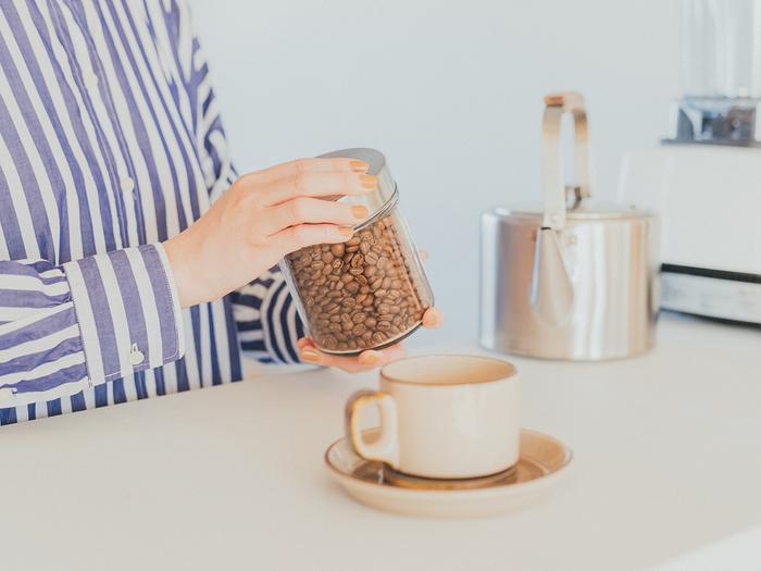 スムーズな毎日のために知りたい。 「カフェインコントロール」のこと