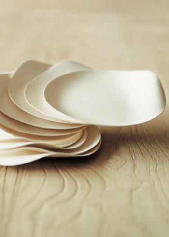そしてこの紙皿の最大のメリットは、そのまま捨てても環境に優しいところ。後片づけがちょっと大変なパーティーの日を、このWASARAなら色々な意味でサポートしてくれそうですね。