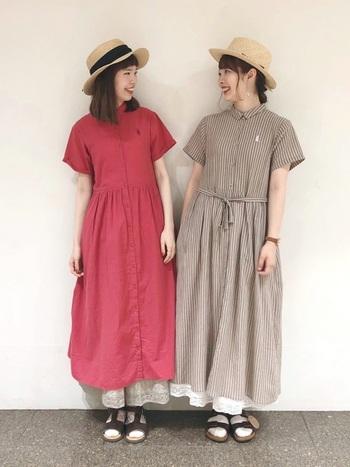 ワンピースは大人女性ならではのファッションアイテム。今年は、上手に取り入れておしゃれに快適な夏を過ごしましょう!