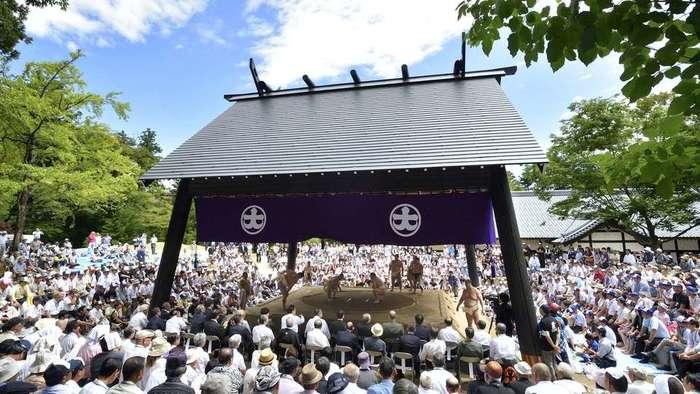 ちなみに弥彦神社には相撲場があり、公開稽古が行われることもありますよ。ぜひこちらにも立ち寄ってみてくださいね。