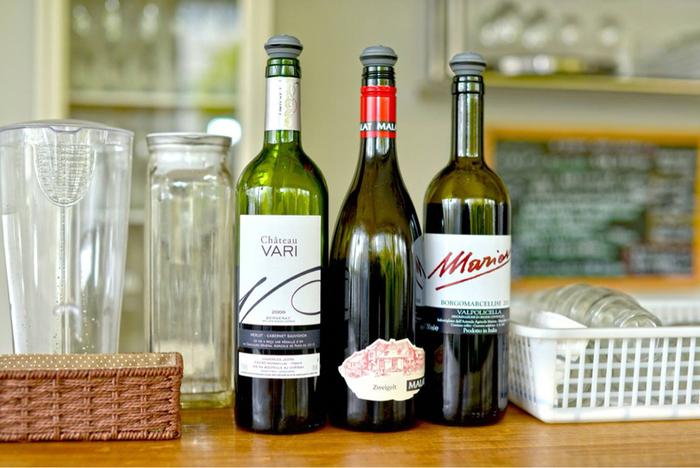 店名に「ワインバル」とある通り、自然派&オーガニックワインを数多く取り揃えています。また、コーヒーやお茶、ハーブティーなどのカフェメニューももちろんオーガニック。都会の喧騒を忘れる店内で、身体に優しいひと時はいかがですか♪