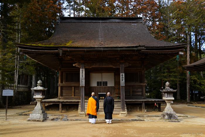 荘厳で静謐な世界遺産の宗教都市…和歌山県・高野山を訪れませんか?