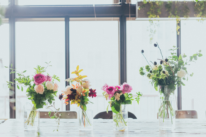 SNSで話題に。手軽で素敵な『花のある暮らし』の新スタイル