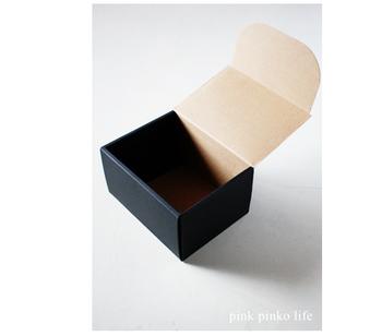 いただきもののお菓子が入っていた空き箱。しっかりとした造りで、捨ててしまうのはなんだかもったいない気がしますよね。
