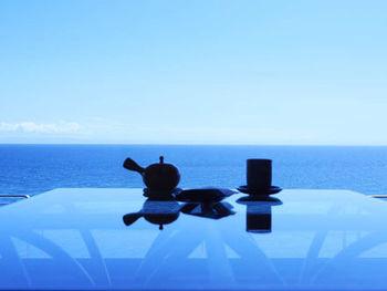 「海を貸し切りに」という言葉がまさにぴったりのお宿は、美しい北海道の夜景を眺めながら温泉を堪能することもできます。潮風を感じながら入る露天風呂は、心身ともに癒され日頃の疲れも吹っ飛ぶこと間違いありません。