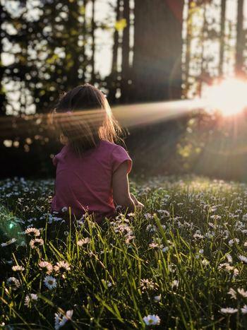 日光浴をする姿はビーチなどだけではなく、日常的に見かけます。北欧の人々が太陽に向かって目を閉じて、日光を感じる姿は本当に愛くるしいものです。
