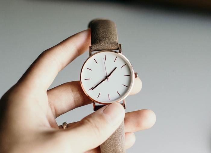 一つひとつにかかる時間をしっかり把握するということは、急に予定がキャンセルになった場合など、ぽっかり空いた10分ほどの隙間時間も無駄にしない姿勢に繋がるものです。