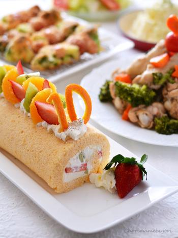ブログ内は、お肉、野菜などの食材別、さらには炒め料理、蒸し料理、お弁当、イベントごはん…など、お料理のカテゴリからもレシピ検索出来ます。