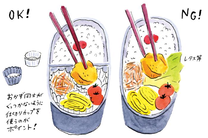 夏のお弁当生活も安心!改めて知りたい【食中毒予防ハウツー】