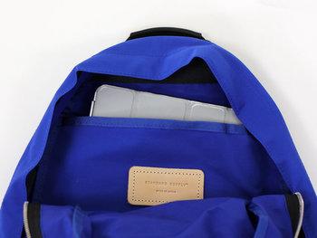 また、ノートパソコンや書類をよく持ち運ぶ場合は、中に専用ポケットがあると使い勝手がいいですね。