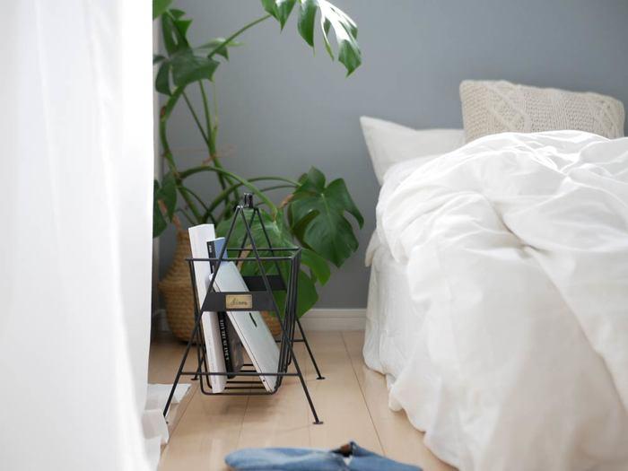快眠を促すポイントのひとつが、インテリアや環境づくり。暑い季節に向けてベッドルームを見直してみることで、今よりもっと心地良く眠れるかもしれませんよ。