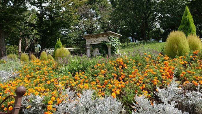 園内では、ドライハーブとアロマオイルで作るオリジナル石鹸作りや、ガーデンのお花を摘んでそのままハガキに転写する絵はがき作りなどのイベントが開催されています。旅の思い出にもおすすめですよ。