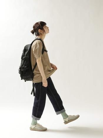 旅のファッションを考える。目的・旅先別のスタイルシミュレーション
