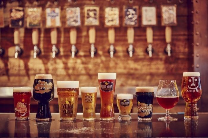 軽井沢にあるクラフトビールメーカーのヤッホーブルーイングです。スーパーやコンビニなどでも見かけるようになりましたが、色々な味わいのビールを作っています。限定醸造や新作もあるからチェックしてみるのも◎。