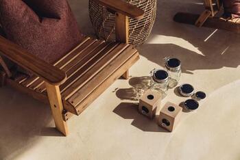 太陽で充電!ソネングラスに好きなものを詰めておしゃれなランプを作ろう