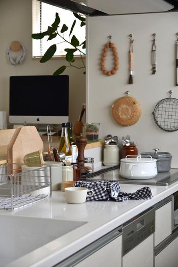 眺めているだけでも心が躍るようなキッチンツールに出会えたら、キッチンにいる時間が長くなってしまいそう。