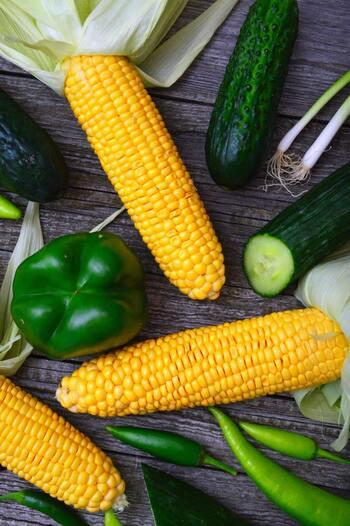 優しい甘みたっぷりの夏野菜、とうもろこし。そのままはもちろん、この夏はアレンジレシピを活用して色んな「とうもろこし料理」を味わってみてくださいね。