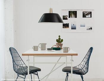 """フィンランド出身の、リサ・ヨハンソン=パッペデザインおしゃれな照明です。リサ・ヨハンソンは、フィンランド照明学会創設者の一人としても有名で、この""""1956""""シリーズは、北欧照明の理想形も言われています。"""