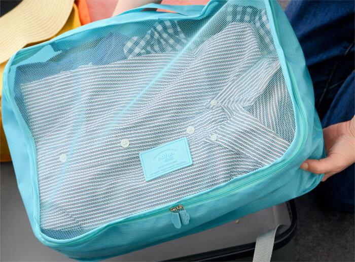 そこで、きちんと整理整頓して使い勝手の良い荷造りに役立ってくれる、頼もしいパッキングアイテムのご紹介です。