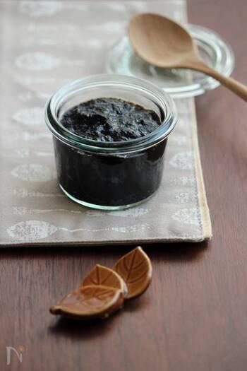焼きのりから作る海苔の佃煮レシピ。手作りなら好みの味に調整できますね!湿気ってしまった焼きのりの消費にも使えるので、ぜひ覚えておきましょう。