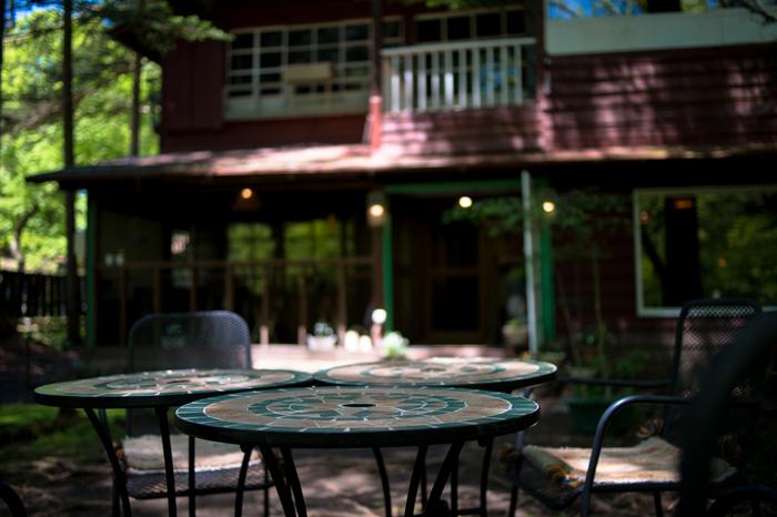 そんな軽井沢には素敵なカフェがたくさん!その中でも特におすすめのカフェをご紹介します。
