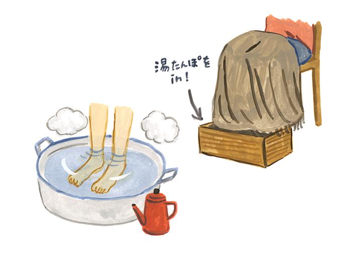 【新連載】3つの整えメソッド 7月の不調「夏の冷え」