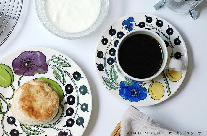 毎日使うコーヒーカップ、お気に入りを持っていますか?いつもと同じコーヒーでも、カップが違うと全く印象が変わります。お気に入りを使い続けたり、時間や曜日で使分けたり・・・コーヒーカップを充実させて、お家時間を豊かにしよう。