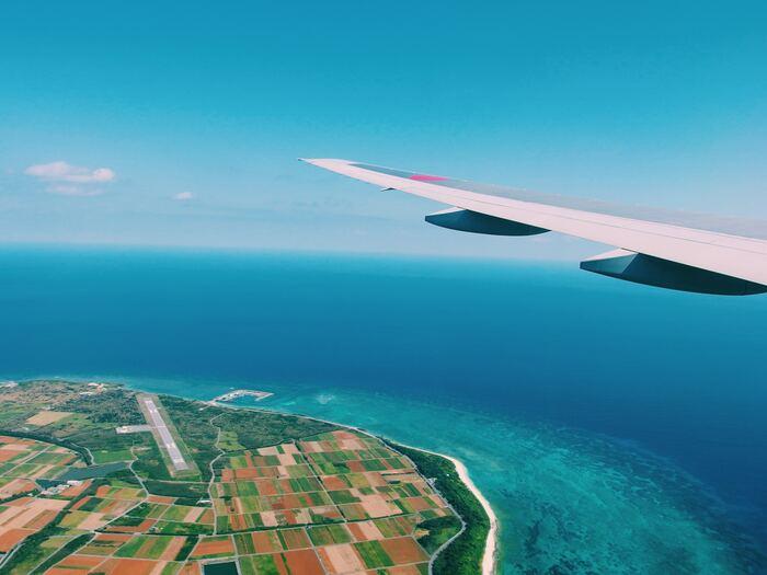 筆者は、夏に家族4人で沖縄旅行をするのが定番なのですが、この方法を実践し、過去2年はフリマアプリの売上金で、実際に旅行に出かけることができました*