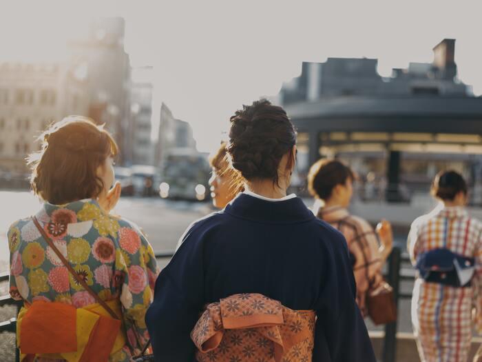 さらりと着こなす着物 vol.2~お出かけ編~|和装撮影も合う《京都のレトロ建築》巡り