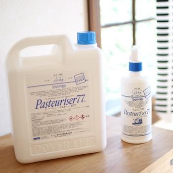 ちなみにこちらのブロガーさんが使用しているのは、アルコール除菌スプレーの「パストリーゼ」です。キッチンをはじめ、お家の中の様々な場所で活躍してくれますよ。簡単な掃除なら2~3分程度で完了するので、毎日の隙間時間をぜひ活用してみてはいかがでしょうか。