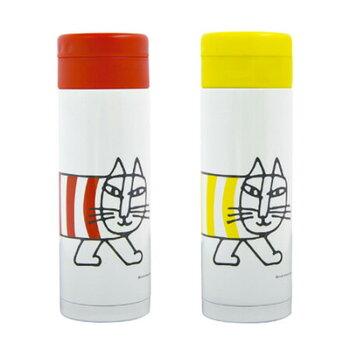 スウェーデンを代表する陶芸家、リサラーソンの人気アニマル、猫のマイキーの魔法瓶★