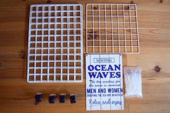 釘やネジなどは一切使わずに、全て結束バンドだけで固定します。とっても簡単に作れるので、初心者さんにもおすすめですよ。おもちゃ箱・ランドリーボックス・ゴミ箱など、幅広い用途に活躍してくれます。